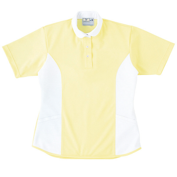 トンボ キラク ケアワーシャツ クリーム LL  LL CR086-33 1枚  (取寄品)
