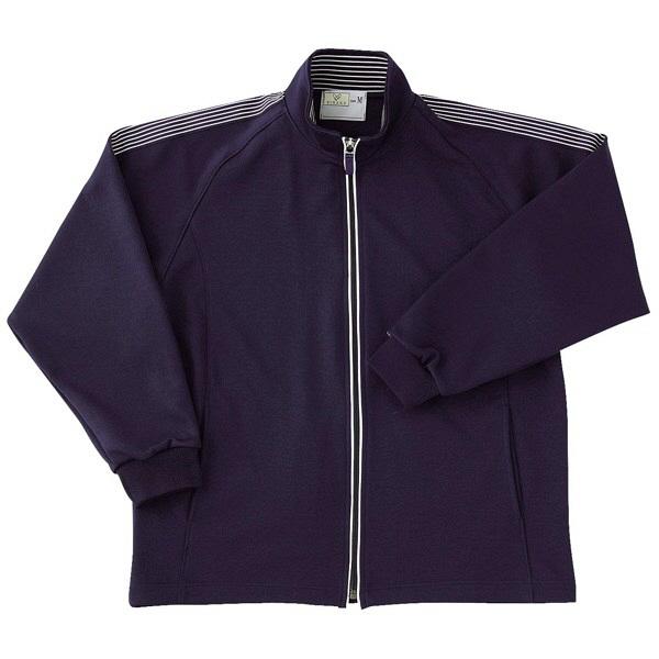 トンボ キラク ケアワークシャツ ネイビー 3L CR105-88 1枚  (取寄品)