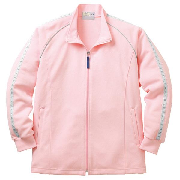トンボ キラク ケアワークシャツ  ピンク   LL  LL CR136-11 1枚  (取寄品)
