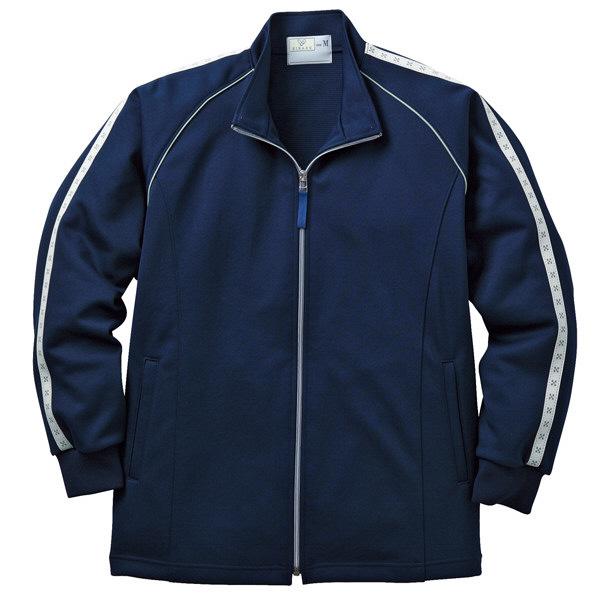 トンボ キラク ケアワークシャツ  ネイビー   S  S CR136-89 1枚  (取寄品)