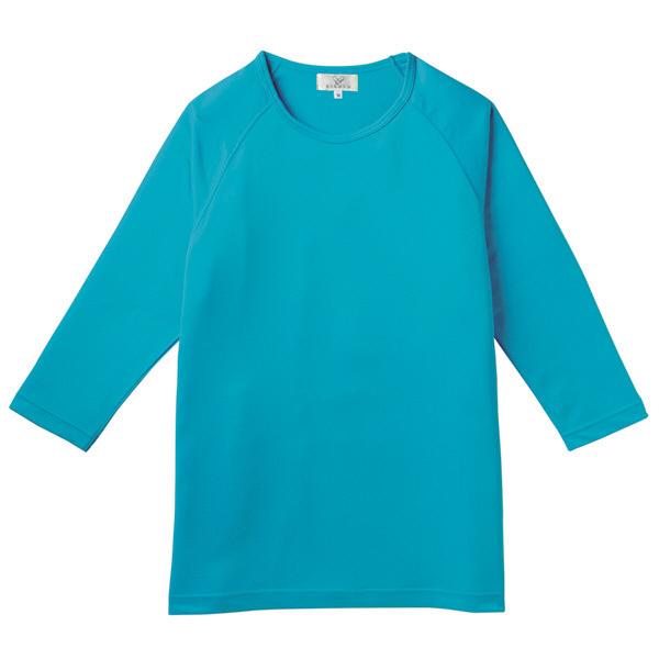 トンボ キラク 消臭インナー  ブルー M CR149-75 1枚  (取寄品)