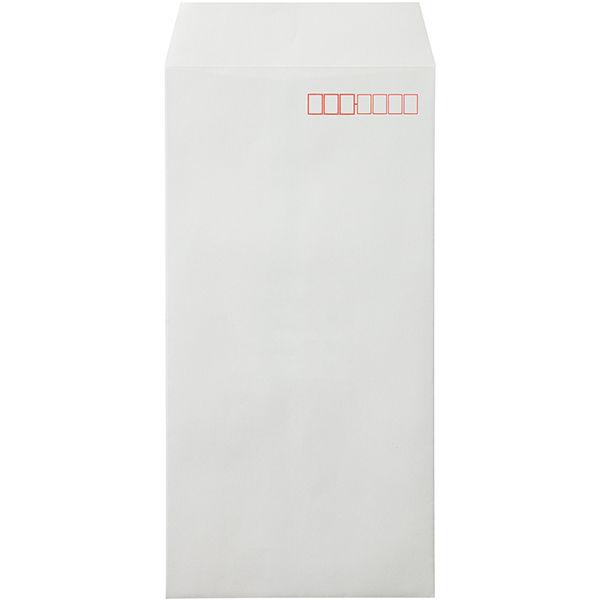 ムトウユニパック ナチュラルカラー封筒 長3 グレー 1000枚