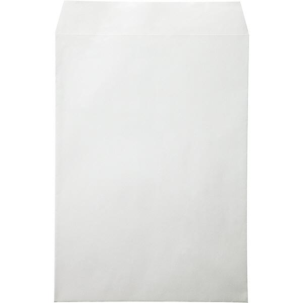 ムトウユニパック ナチュラルカラー封筒 角2(A4) グレー 500枚