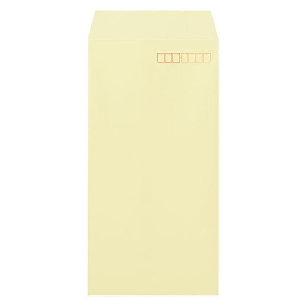ムトウユニパック ナチュラルカラー封筒 長3 クリーム 1000枚