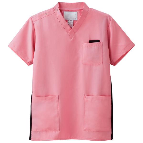 ナガイレーベン スクラブ ピンク S