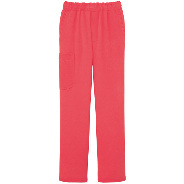 ミズノ ユナイト ニットスクラブパンツ(男女兼用) コーラルピンク 3L MZ0085 医療白衣 1枚 (取寄品)