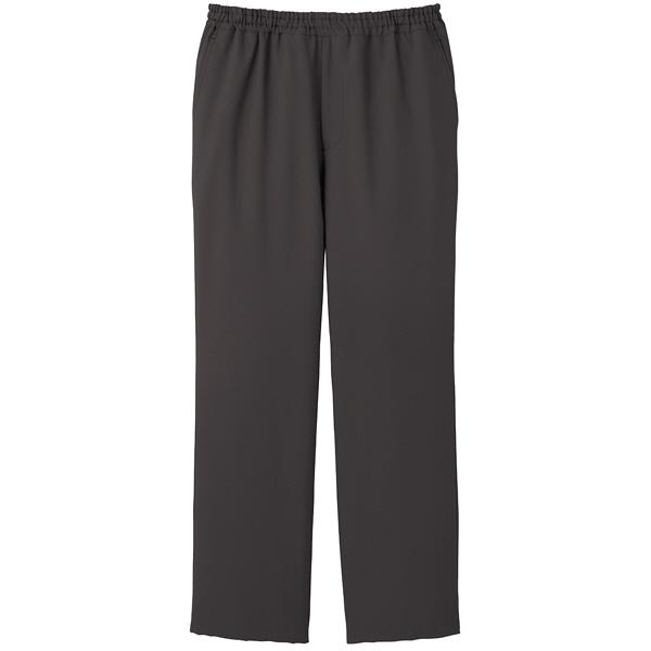 ミズノ ユナイト スクラブパンツ(男女兼用) チャコールグレー 3L MZ0022 医療白衣 1枚 (取寄品)