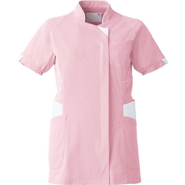 【メーカーカタログ】ユナイト チュニック[女] ピンク LL UN0043 1枚  (取寄品)