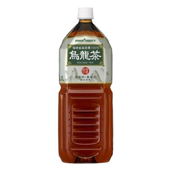 烏龍茶 2000ml 1箱(6本入)