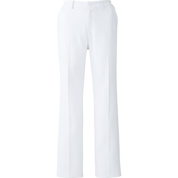 【メーカーカタログ】ユナイト パンツ[女] ホワイト LL UN0052 1枚  (取寄品)