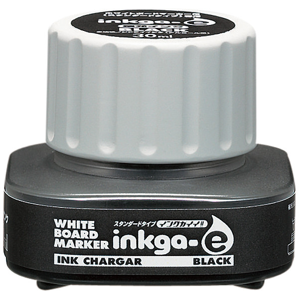 コクヨ ホワイトボード用マーカーインクガイイスタンダード補充インク 黒 PMR-BN10D