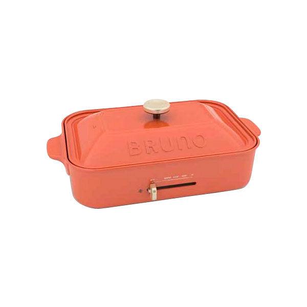 イデアホットプレート限定色レトロオレンジ