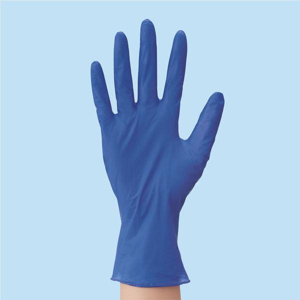 使いきりニトリル手袋M極薄手粉無300枚
