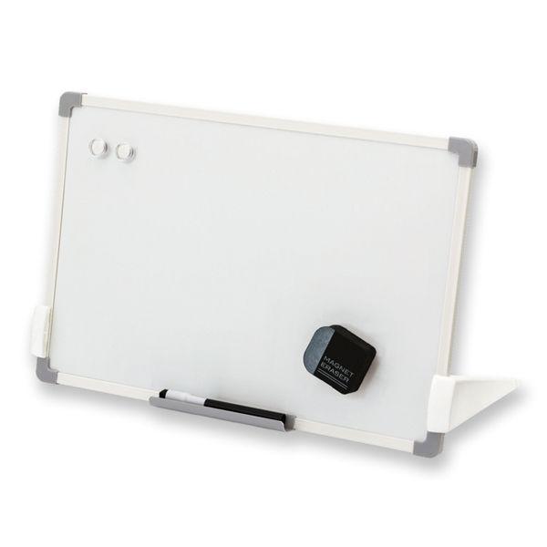 アスカ ホワイトボードスタンド付き 白 Mサイズ VWB077 1枚