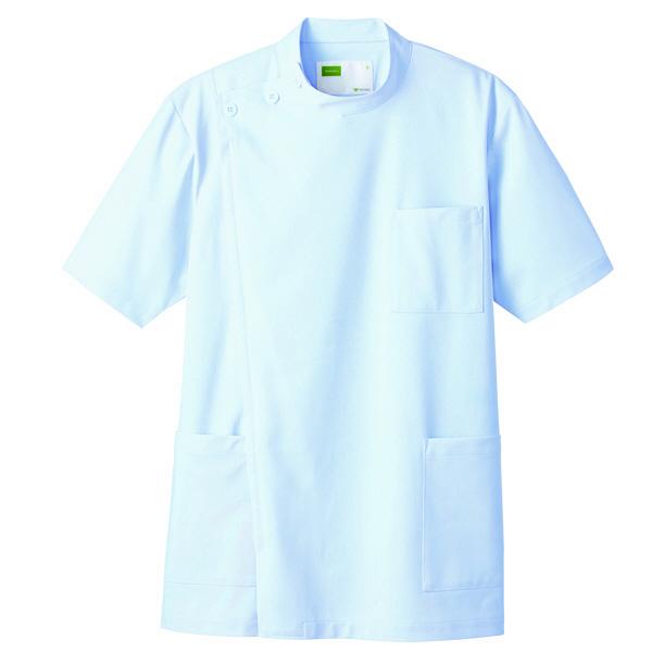 【メーカーカタログ】自重堂 男子横掛 ブルー 4L WH10915 1枚 (取寄品)