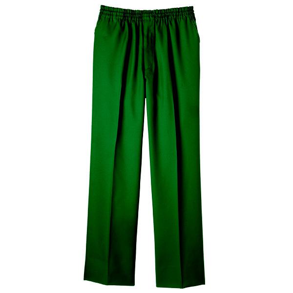 【メーカーカタログ】自重堂 男女兼用パンツ グリーン  LL WH11486 1枚  (取寄品)