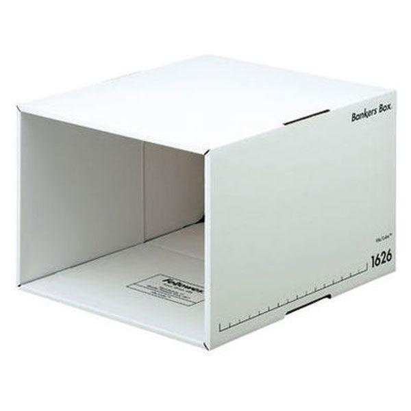 ファイルキューブ A4黒 9枚