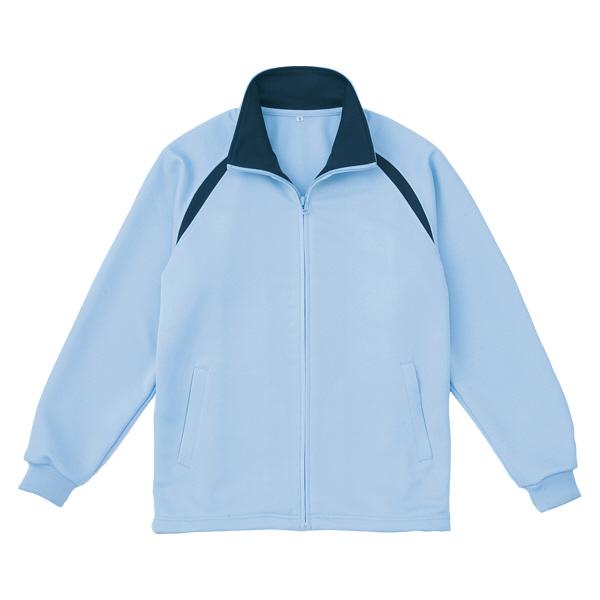 【メーカーカタログ】自重堂 ハーフジャケット サックス L WH90065 1枚  (取寄品)