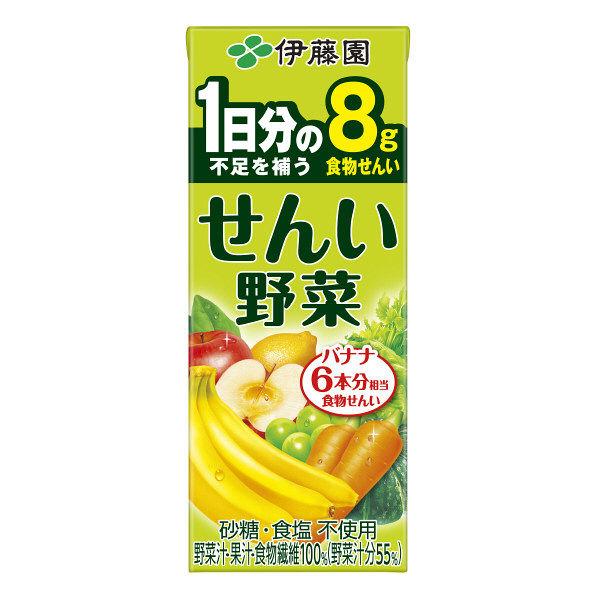 食物せんい野菜 200ml 48本