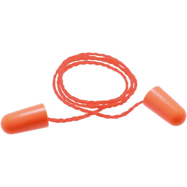 フォームタイプ耳栓ひも付き  100組