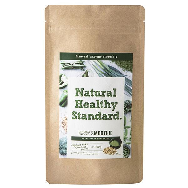 ミネラル酵素スムージー 豆乳抹茶味