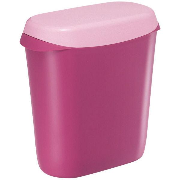 お米袋そのまま保存ケース2kg ピンク