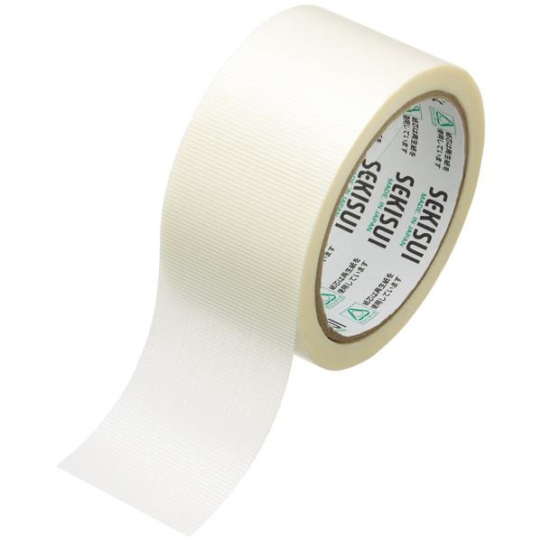 新透明クロステープ No.784 0.107mm厚 50mm×25m巻 白(半透明) 積水化学工業