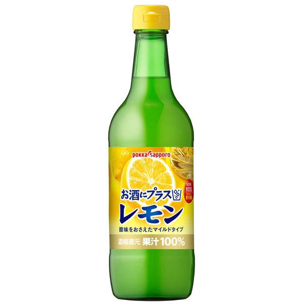 ポッカサッポロ お酒にプラスレモン 1本