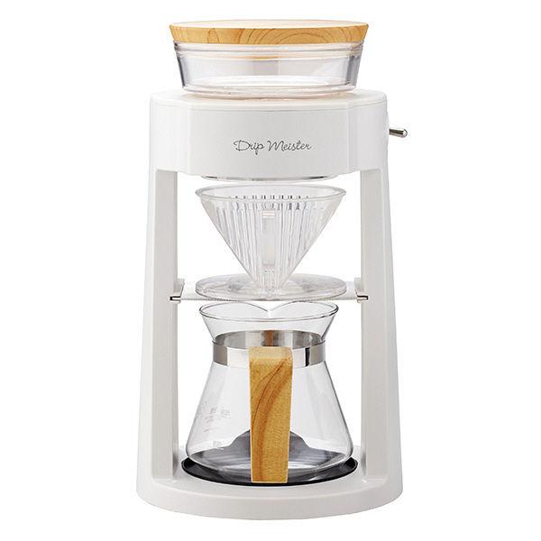 コーヒーメーカー ADM-200WH 白