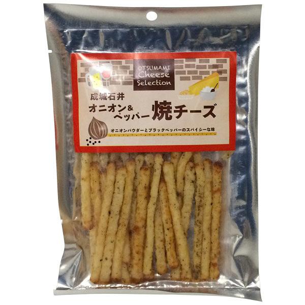成城石井 オニオン&ペッパー焼チーズ1袋