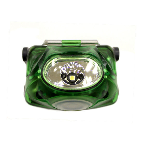 LEDヘッドライト グリーン