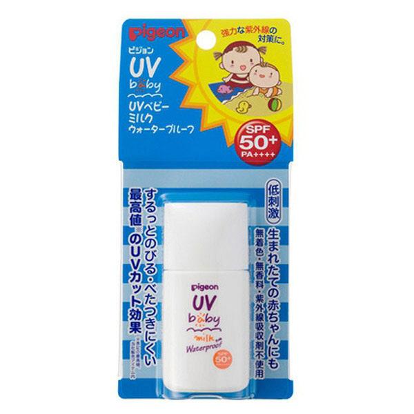 ピジョン UVベビーミルクSPF50