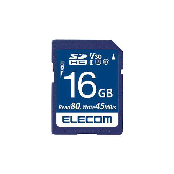 データ復旧サービス付SDカード 16GB