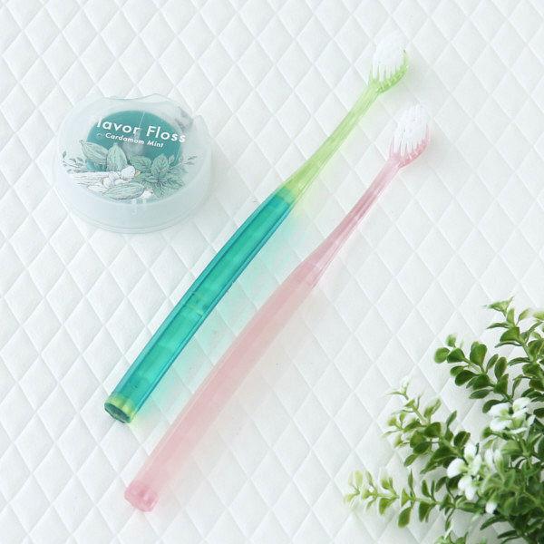 歯ブラシ+フレーバーフロスセット