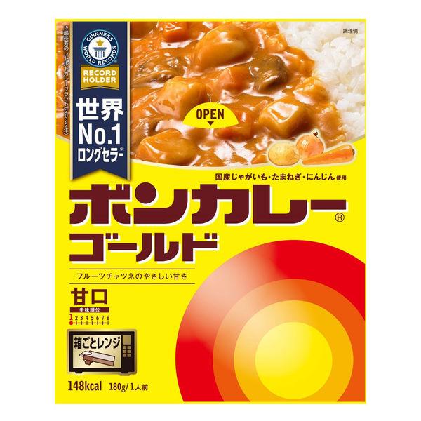 ボンカレーゴールド 甘口 1食