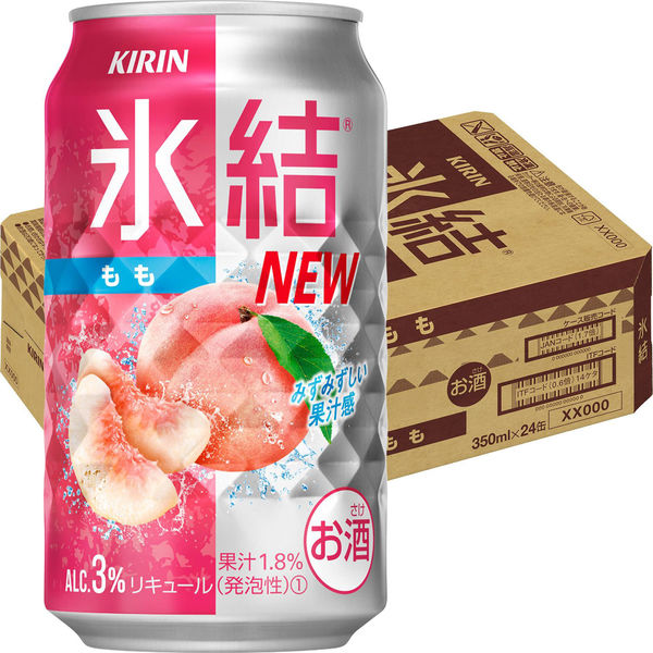 キリン 氷結(R)もも 24缶