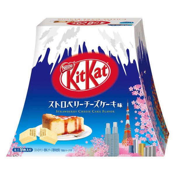 キットカットミニ 富士山パック 1箱