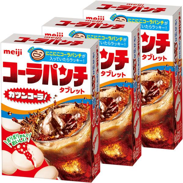 明治 コーラパンチ 3箱