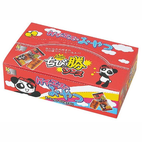 おやつ箱ちび勝ソース 1箱(50個)