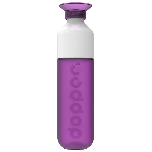 ドッパーウォーターボトル500パープル