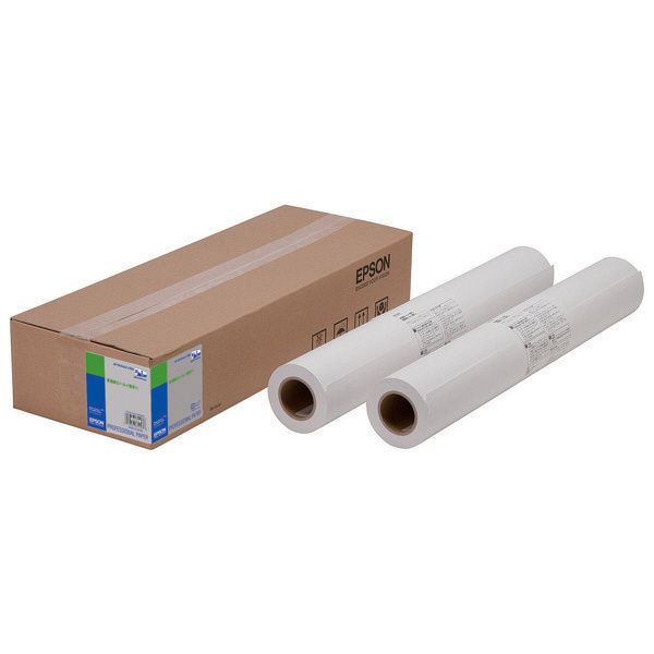 セイコーエプソン B2 普通紙ロール(薄手) EPPP64B2 (取寄品)