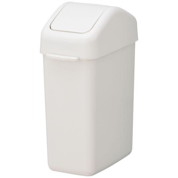 スイングペール 角型ゴミ箱 16.5L