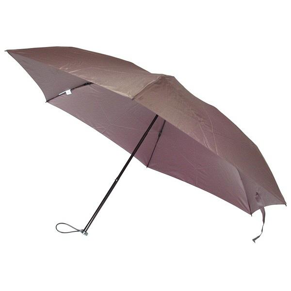 ユビオン 男性用手開き折畳傘 超軽量