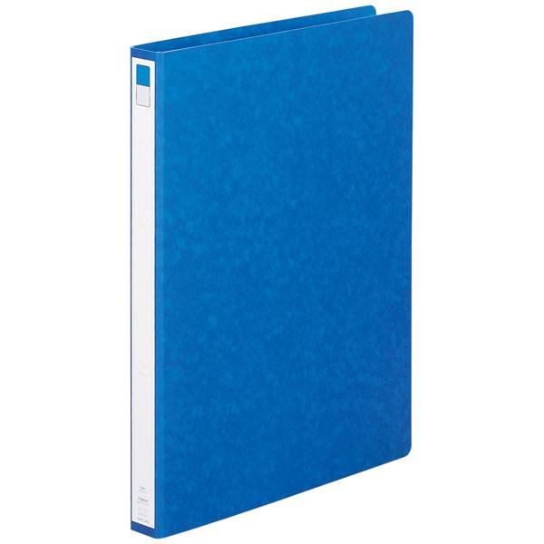 リヒトラブ リングファイル B4タテ 背幅35mm 藍 F804UN-5