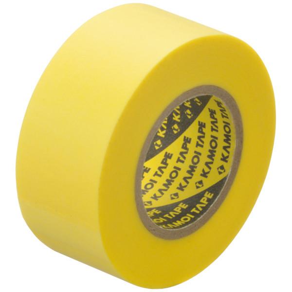 塗装用マスキングテープ カブキS 幅24mm×長さ18m 1パック(5巻入) カモ井加工紙