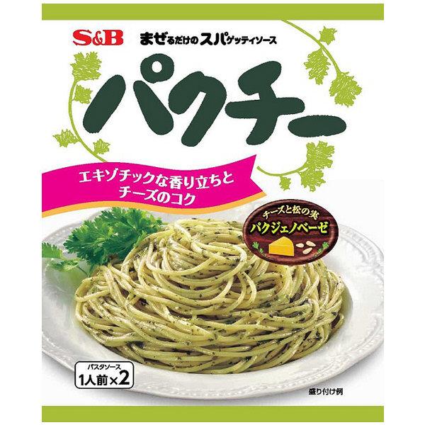 S&Bスパゲッティソースパクチー