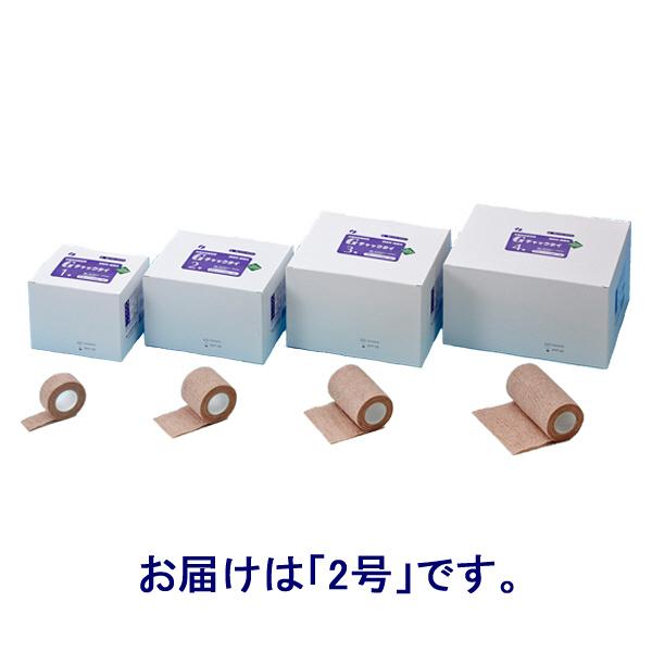 イワツキ Gチャックタイ 病院用 2号 5.0cm×4.5m 10巻入 003-30260