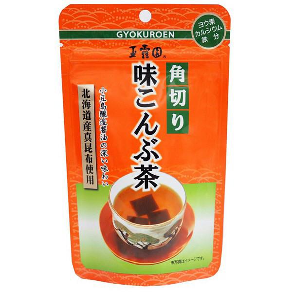 玉露園 角切り味こんぶ茶 1袋(40g)