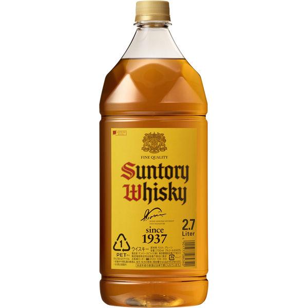 サントリー 角瓶 2.7L ペットボトル