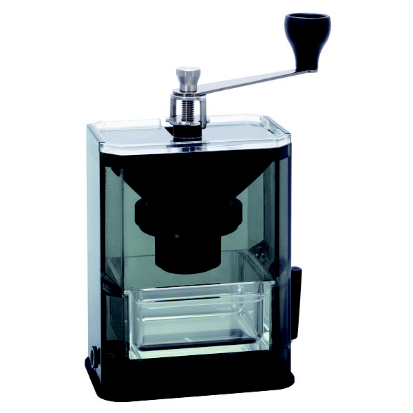 ハリオ コーヒーグラインダー クリア MXR-2TB HARIO (取寄品)